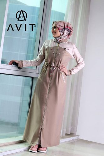 Avit hijab sporty dress