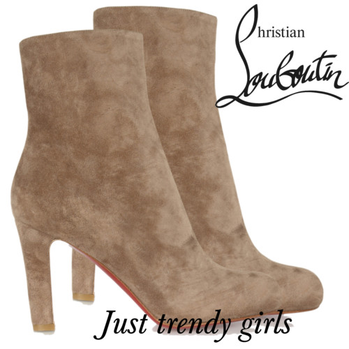 Christian Louboutin ankle boots 1