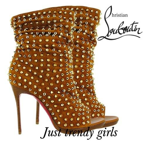 Christian Louboutin ankle boots 5 s