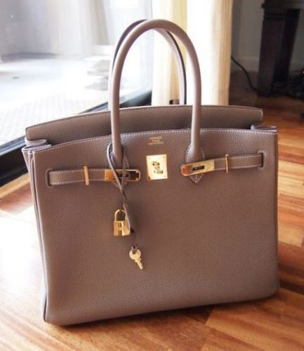 Every girl needs a Birkin bag