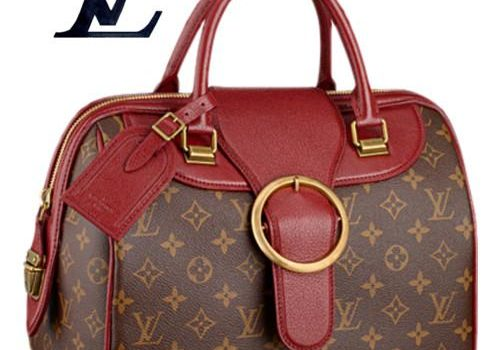 Alma and SC Bag by Louis Vuitton