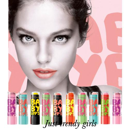 Maybelline lip balm 1 s