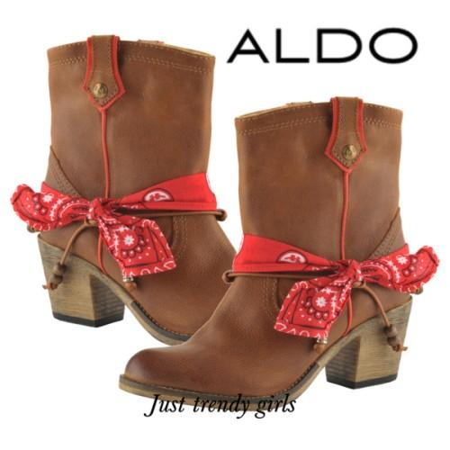 Aldo ankle boots collection