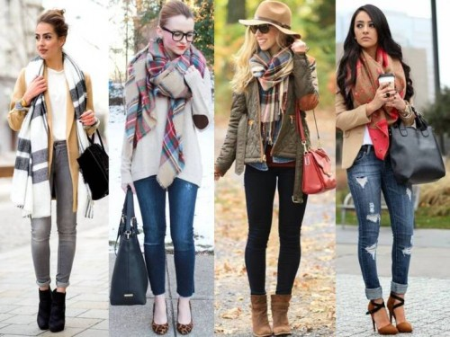 chic street style looks