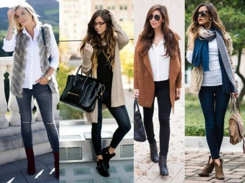 chic tans outwears