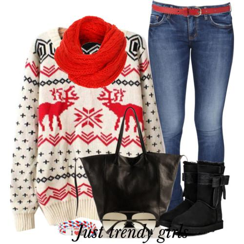 christmas casual wear 1 - Christmas Casual Wear €� Just Trendy Girls