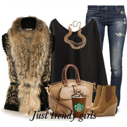 fashion winter outfit