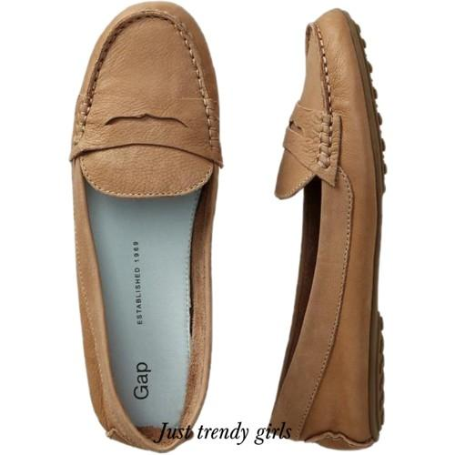 gap loafers 16 s