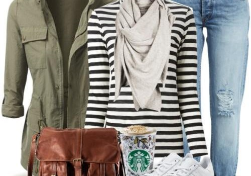 Casual styles for college girls