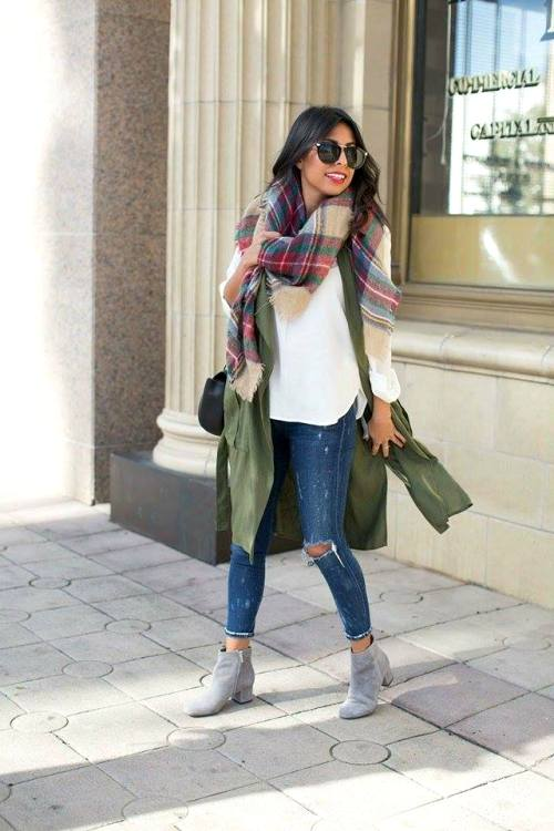 Winter Outer Wear For Woman Just Trendy Girls