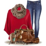 Mix and match trendy casual outfits