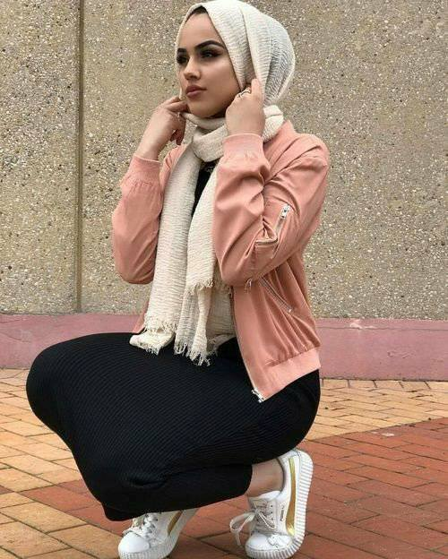 Fashion Winter Coats And Jackets With Hijab U2013 Just Trendy Girls