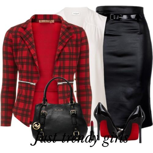 plaid red blazer 5 s