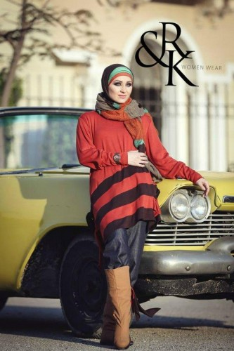 r&k hijab fashion 13 s