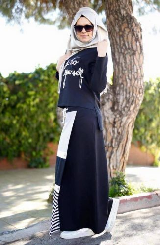 sporty dress avit hijab