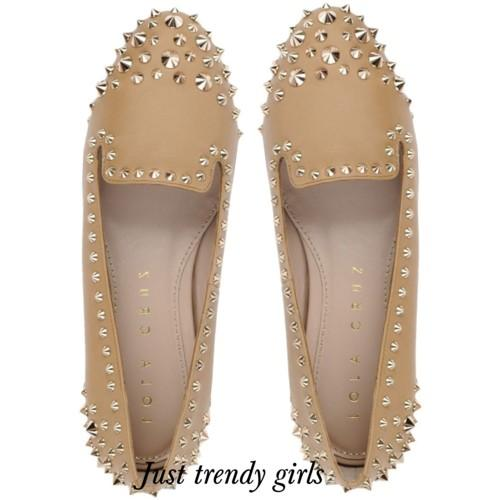 studs loafers 2 s