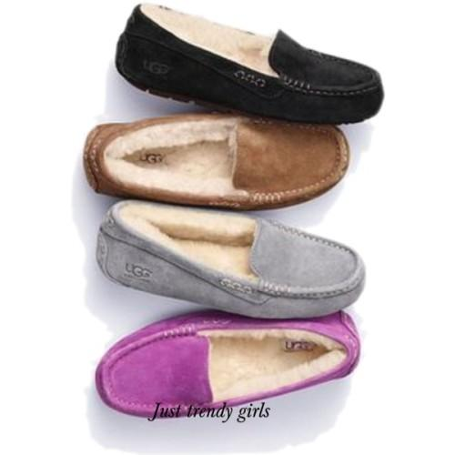 ugg moccasin in colors