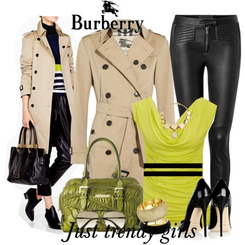 Burberry trench coats collection