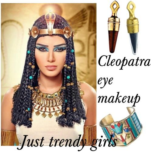 Cleopatra eye makeup 6 s