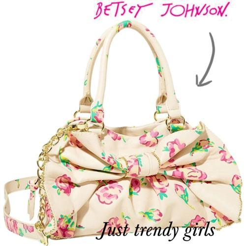 betsey johnson bag 13 s