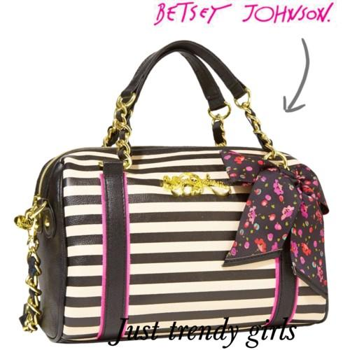 betsey johnson bag 15 s