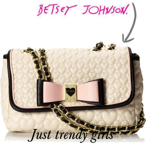 betsey johnson bag 16 s