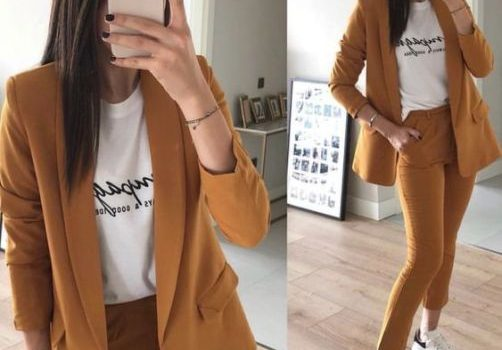Ladies suits for working women