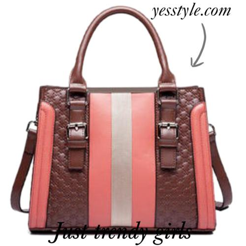 color block bag 17 d