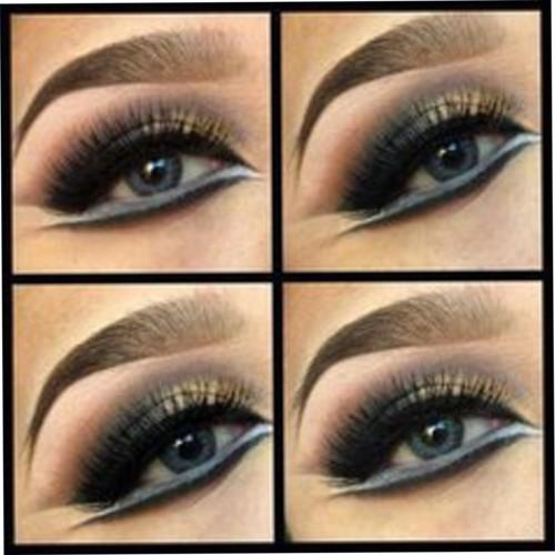 egyptian eye makeup 2 d