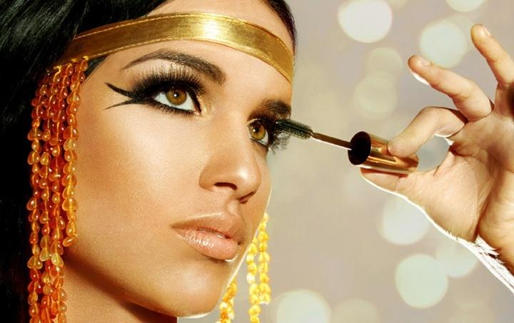 ancient egyptian eye makeup � just trendy girls