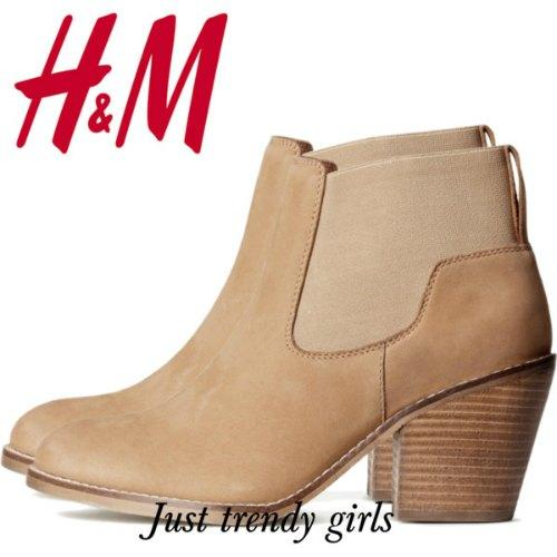 H&M Women's ankle boots and flats