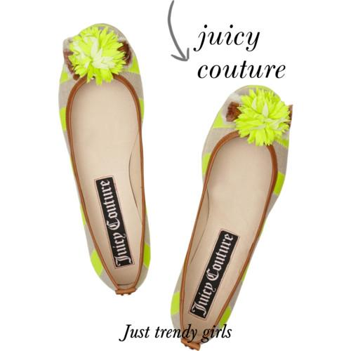 juicy couture flats 20 a