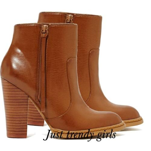 just fab ankle booties 13 s