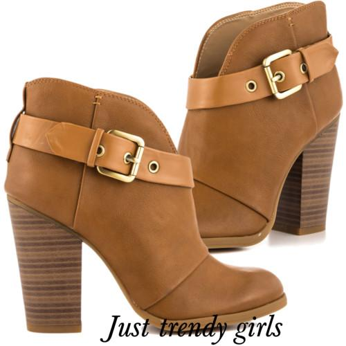 just fab ankle booties 15 d