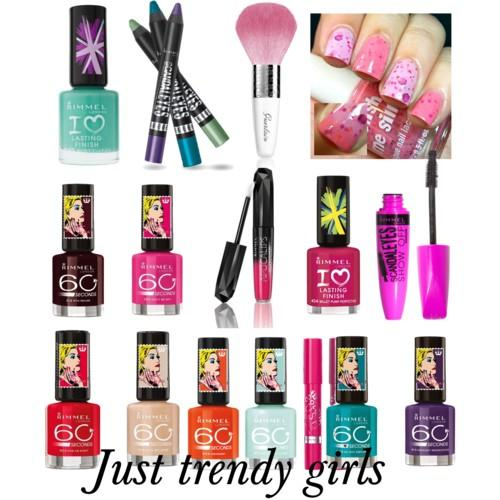 nail polish from rimmel 7 d