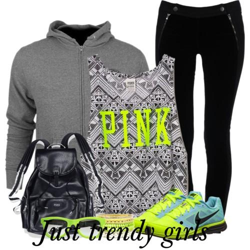 neon outfit 13 s