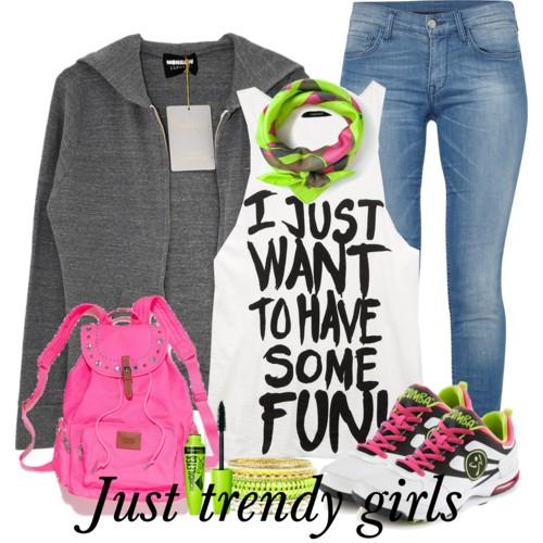 neon outfit 14 d