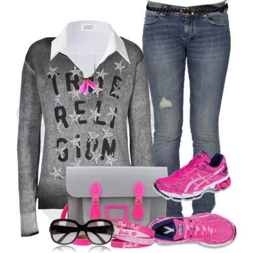neon outfit 4 s