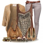 earthy tones casual outfit