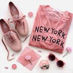 Girly fashion clothing
