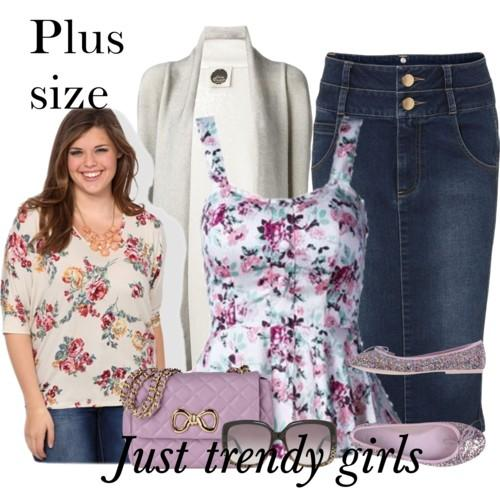 plus size casual wear 1 s