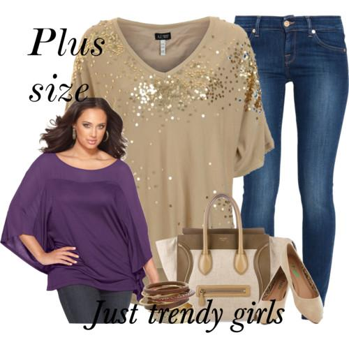 plus size casual wear 12 s