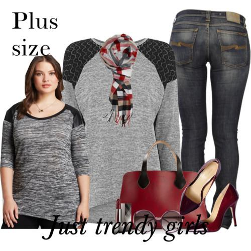 plus size casual wear 13 s