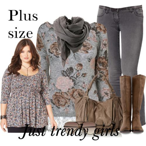 plus size casual wear 9 s