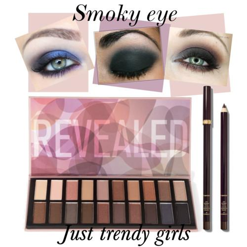 smoky eye makeup 1 d