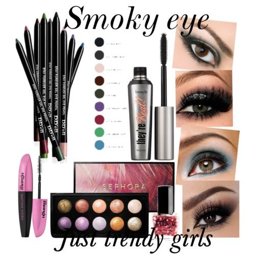 smoky eye makeup 2 s