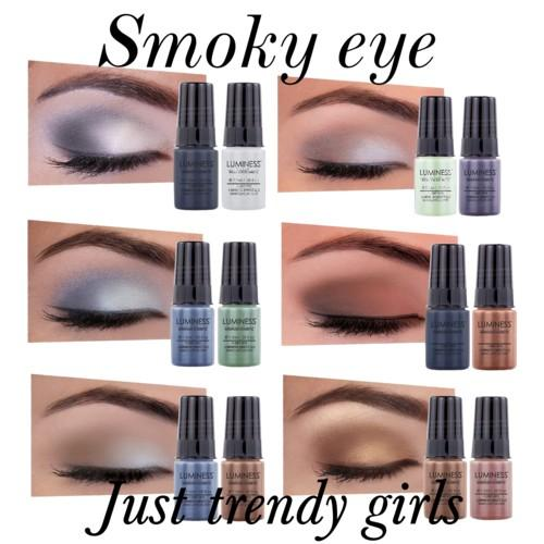 smoky eye makeup 3 d