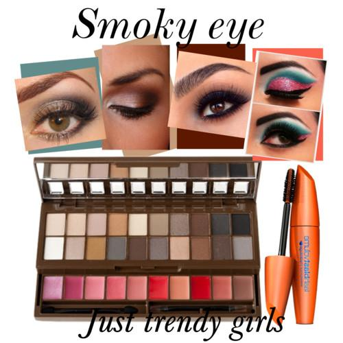 smoky eye makeup 4 s