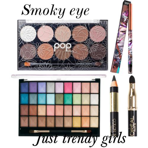 smoky eye makeup 8 s