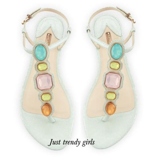 Sophia Webster sandals,